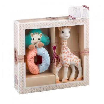 Sophie La Girafe Conjunto Prenda Girafa+Roca 000002