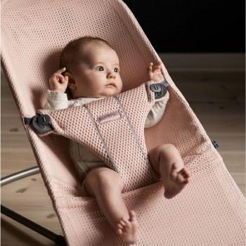 BabyBjörn Espreguiçadeira Bliss Air Rosa 06001