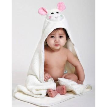 Zoocchini Toalha para Bebé Ovelha