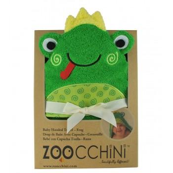 Zoocchini Toalha para Bebé Rã