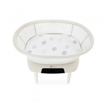 4moms Lençol Branco para Mini Berço mamaRoo Sleep 2000913