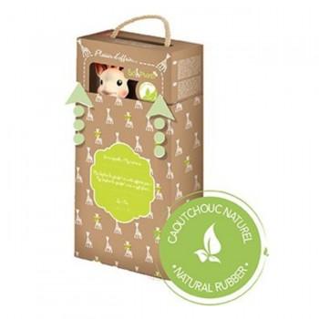 Sophie La Girafe S0 Pure Embalagem Prenda 100% Hevea 616331