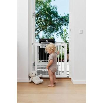 Baby Dan Barreira Pressão ASTA Branco c/ 2 Extensões 70114-5492-02