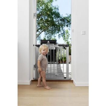Baby Dan Barreira Pressão ASTA Cinza c/ 2 Extensões 70117-5692-02