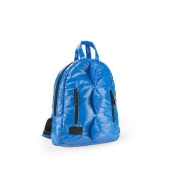 7AM Mini Mochila Dino Electric Blue