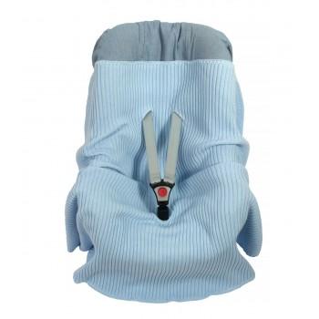 Snug Envolta Cadeirinha Azul Clássico 8S002-32