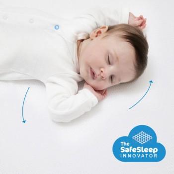 AeroSleep Colchão + Protetor Safe Sleep Pack Evolution 60x120 AMEVO120