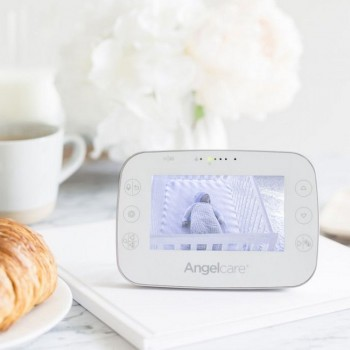AngelCare Monitor de Video, Som e Movimento AC327