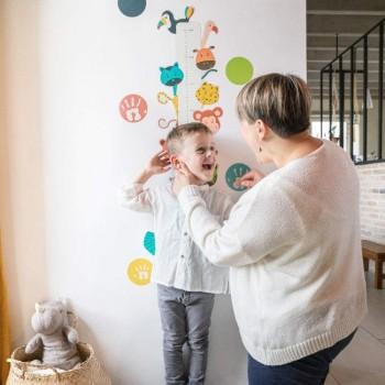 Baby Art Régua de Crescimento Personalizável