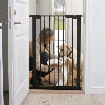 Baby Dan Barreira Alta Cães e Crianças Preto 50916-2690-1-10