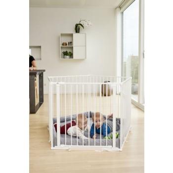 Baby Dan Olaf Pentagon Parque com Grades Branco 77114-10400-1300-10