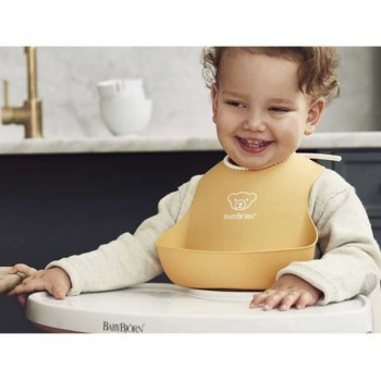 BabyBjörn Babete Amarelo Pastel 046366