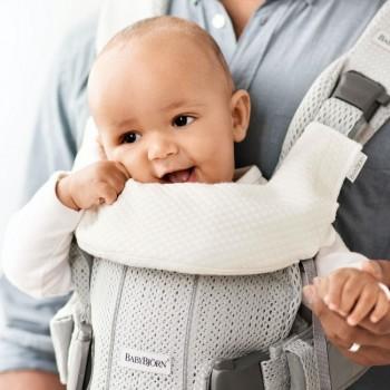 BabyBjörn Babete para Porta-Bebé ONE Branco 030121