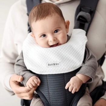 BabyBjörn Babete para Porta-Bebé Harmony Branco 039021