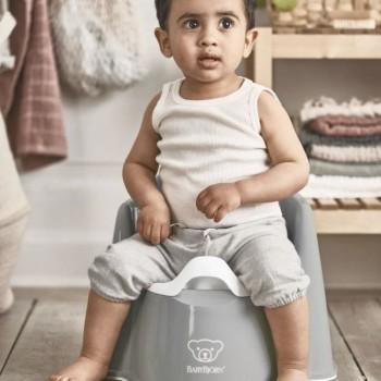 BabyBjörn Bacio Cadeira Cinza 055225