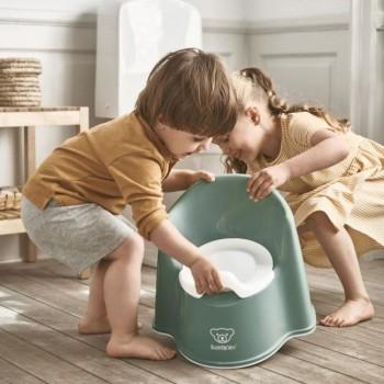 BabyBjörn Bacio Cadeira Verde Profundo/Branco 055268
