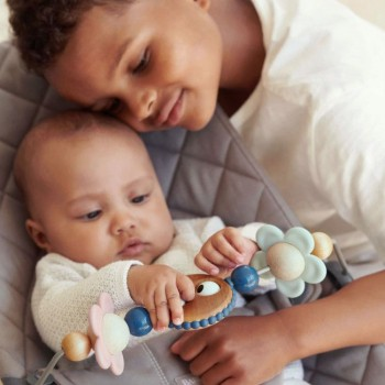 BabyBjörn Brinquedo Madeira Pastel Espreguiçadeira 080510