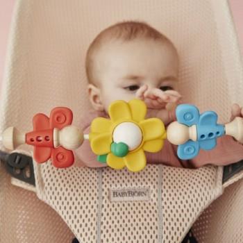 BabyBjörn Pack Espreguiçadeira Bliss Air Rosa 606001