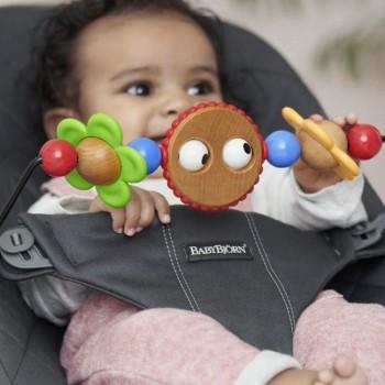 BabyBjörn Pack Espreguiçadeira Bliss Antracite 606021