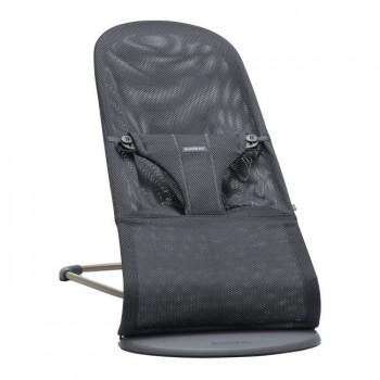 BabyBjörn Pack Espreguiçadeira Bliss Air Mesh Antracite 606013