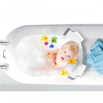 BabyDam Barreira Redutora de Banheira Rosa BD-001-002
