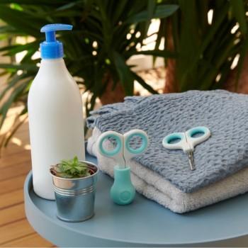 Bébé Confort Tesoura Segurança C/ Caixa de Proteção Azul