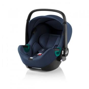 Britax Römer Baby-Safe 3 i-Size + Base Flex iSENSE Indigo Blue