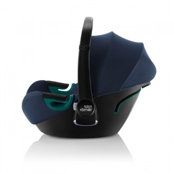 Britax Römer Cadeira-Auto Baby-Safe iSENSE Indigo Blue