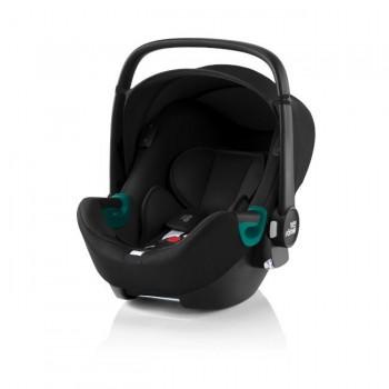 Britax Römer Baby-Safe 3 i-Size + Base Flex iSENSE Space Black