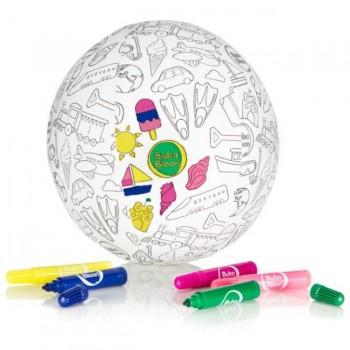 BubaBloon Balão para Colorir com Marcadores 4033