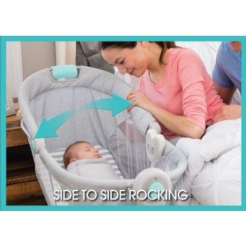 Summer Infant Berço By Your Bed Sleeper SMR-ROC01