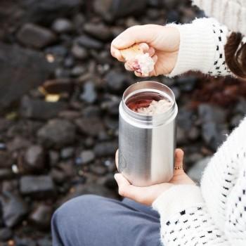 CHILLY'S Termo para Sólidos Aço Inoxidável 500ml F500SSSTL
