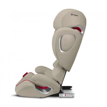 Cybex Cadeira-Auto Solution Z-Fix Silver Grey Ferrari