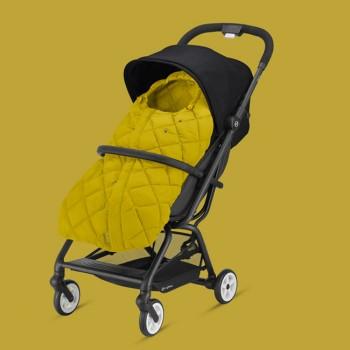 Cybex SNØGGA Saco Carrinho Mustard Yellow