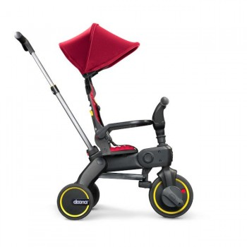 Doona Liki Trike Triciclo S1 Flame Red +10M 3365