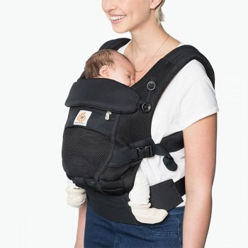 Ergobaby Adapt Cool Air Preto EBCPEAPBLK