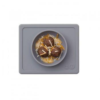 ezpz Mini Bowl Cinza EUMBG005