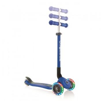 Globber Trotinete Primo Lights Azul +3 Anos GL4321002