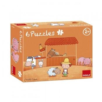 Goula Puzzle A Quinta da Carla +24m 53434