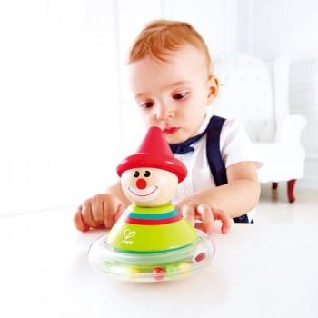 Hape Brinquedo Sempre em Pé Ralph +0M E0015
