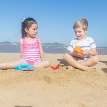 Hape Conjunto de Construção para Praia +18M E4064