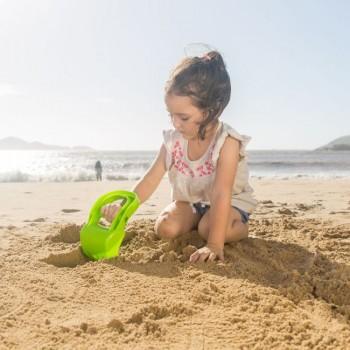 Hape Pá Escavadora de Praia Verde +18M E4073