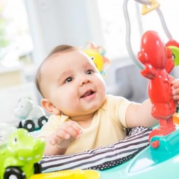 Infantino Centro de Atividades Sentar, Rodar & Levantar 203002