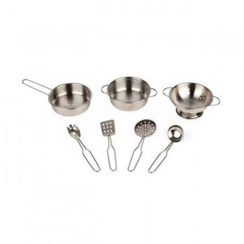 Janod Acessórios de Cozinha Miniatura Espátula e Concha +3 Anos J06584