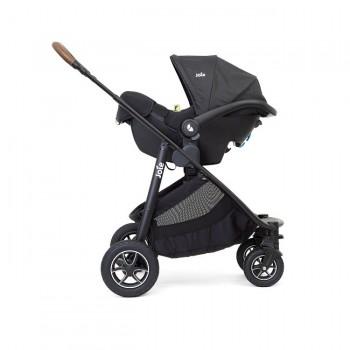 Joie Cadeira-Auto 0+ i-Snug Coal C1817AACOL000
