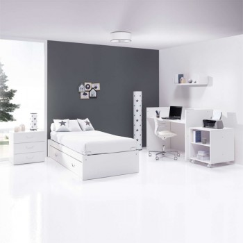 Alondra Convertível Sero Joy Branco K559-M7700