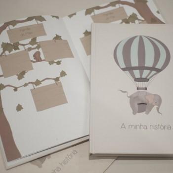 Laranjinha Livro Do Bebé Lb001