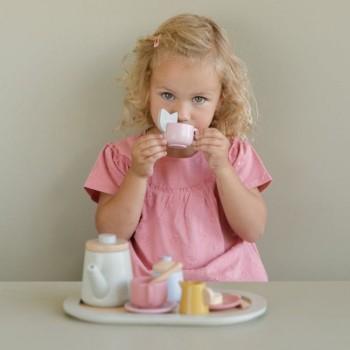 Little Dutch Serviço de Chá Multicolor +3 Anos LD7006