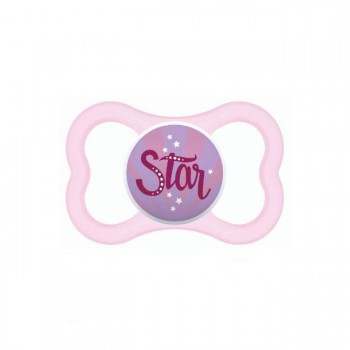 MAM 2 Chupetas Air Silicone Miss Independent +16M S235