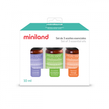 Miniland Set 3 Aromas para Natural Sleeper 89289